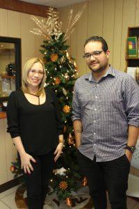Olga Cruz y Jason Reyes forman parte de esta iniciativa.